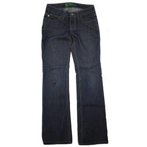 Grass Collection Dark Rinse Mulholland Denim Jeans
